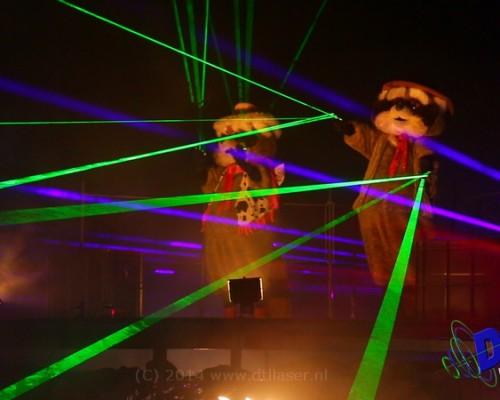 Laser Handschoenen Lasergloves Laseracts Lasershow