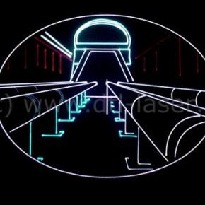 Laseranimatie Balgstuw