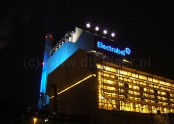 Electrabel Architectural Lighting Uitlichten Gebouwen