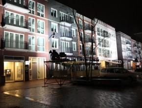 Zaailand Leeuwarden Architectural Lighting Gebouw Uitlichten Wit