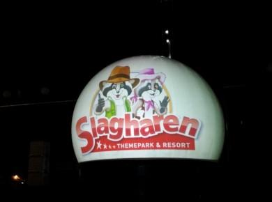 Projectiebol Slagharen