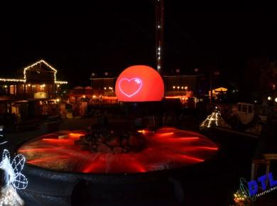 Slagharen, Miracle Of Lights, Laserprojectie, Projectiebol, Lasershow, Multimedia Show