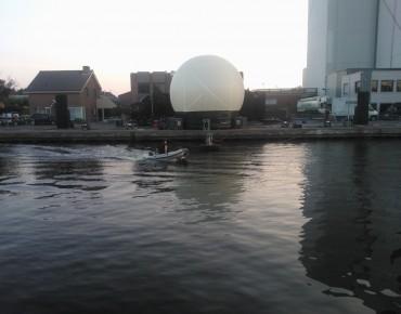 Flyboard Nighsthow Projectiebol Water Laser