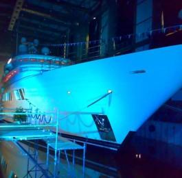 De Vries Uitlichten Architectural Lighting Yachts