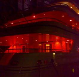 De Vries Uitlichten Boot Architectural Lighting Yachts Christening