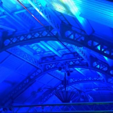Uitlichten plafond Hulstkamp gebouw
