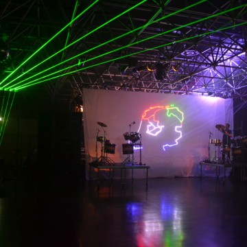 Laserharp Laser Lasershow Laseracts