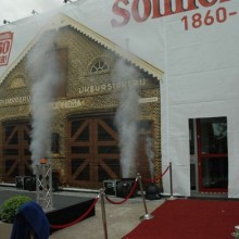 Sonnema Bolsward Special Effects FX Co2