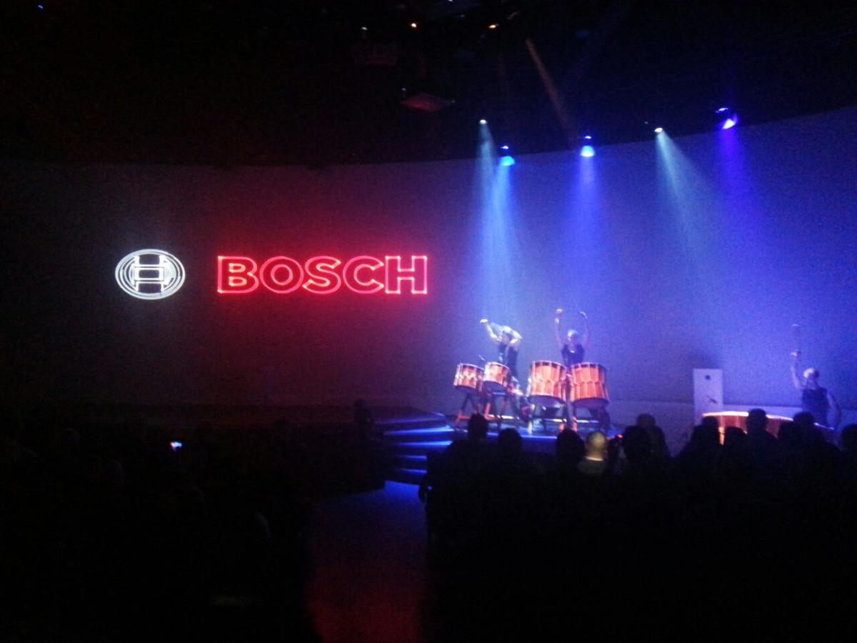 Percussie lasershow bsh