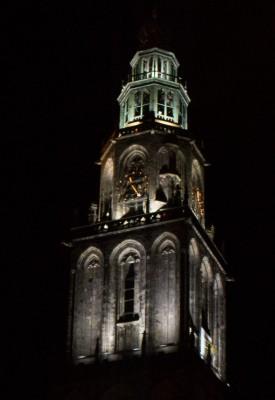 Martinitoren, Uitlichten, Torens, Wit