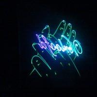 Huwelijks Show Themashow Laser Lasershow Animatie Handen