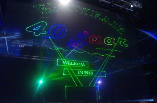 Lasershow Ensyfair Ens