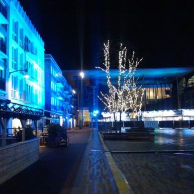 Uitlichten Zaailand Leeuwarden gebouwen 3fm