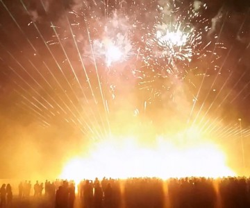 Silvolde Vuurwerk Special Effects Flames