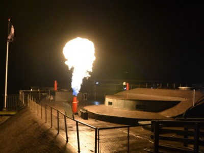 Pampus Call Of Duty Special Effects Flames Buiten