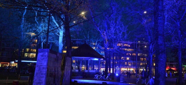 Bomen Uitlichten Architectural Lighting Emmen Opening