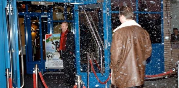 Electrabel Sneeuw Special Effects FX Snow