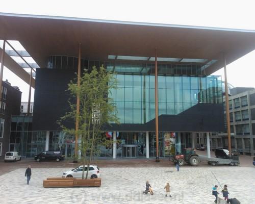 zaailand Leeuwarden, opening