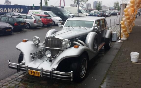J De Jonge Flowsystems Rotterdam Auto