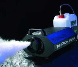 Shockfog rookmachine