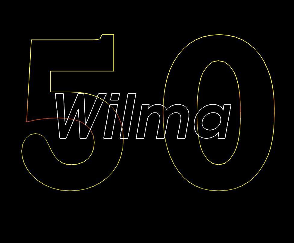wilma 50 jaar Themashow Verjaardag   Een lasershow op uw verjaardag wilma 50 jaar