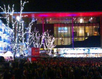 Zaailand Leeuwarden 3fm verlichting gevels serious request uitlichten