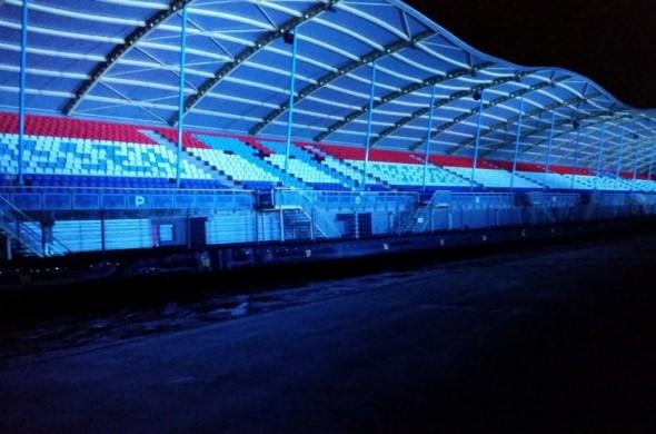 TT circuit Assen tribunes uitgelicht