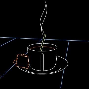 Holland show kopje koffie