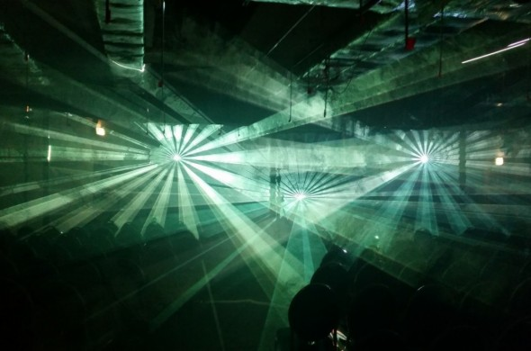 Lasershow Loey Awards