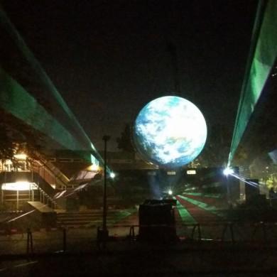 Lasershow Jumbo Epe video