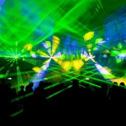 Lasershow Oostermoer