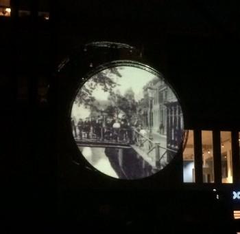 Circeltruss scherm Veenendaal