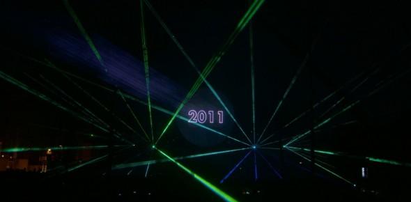 lasershow Hoogeveen Cascaderun
