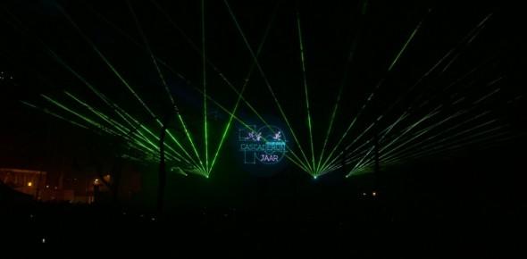 lasershow Hoogeveen