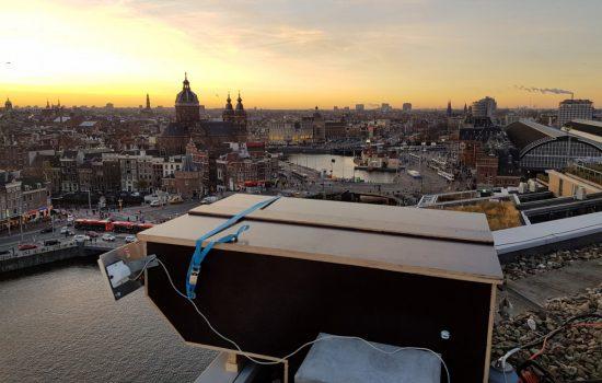 Amsterdam light festival 2016 Ana Morphe
