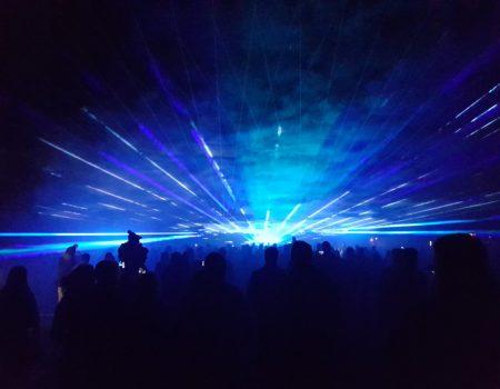 Tholen 650 lasershow