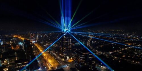 Enschede-dtllaser-space cannons-laserstralen (2)